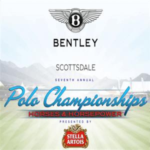 Campeonato de Polo Bentley Scottsdale 2018: caballos y potencia