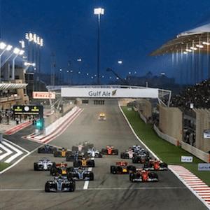 Comienza el Gran Premio de Baréin