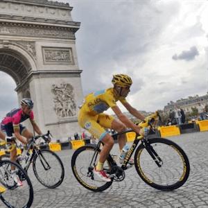 el Tour de Francia 2018