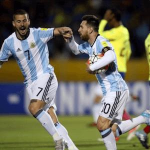 Argentina busca el triunfo en la Copa Mundial 2018