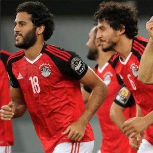 Egipto se encamina hacia la Copa Mundial 2018.