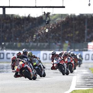 Gran Premio de Gran Bretaña de Motociclismo