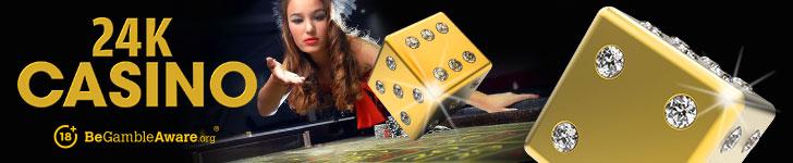 24K casino Banner