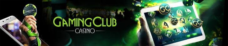 GamingClub Banner