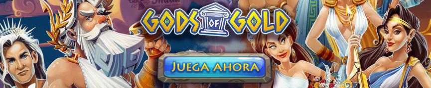 Gods Of Gold Banner