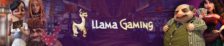 Llama Gaming Banner