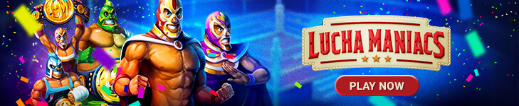 Lucha Maniacs Banner