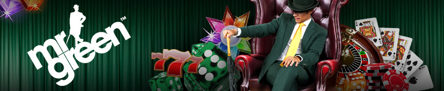 Play and Win at Mr Green Online Casino
