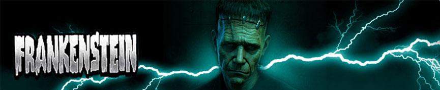 Frankenstein Banner