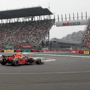 Carreras del Gran Premio de México