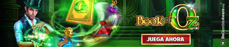 Book of Oz banner