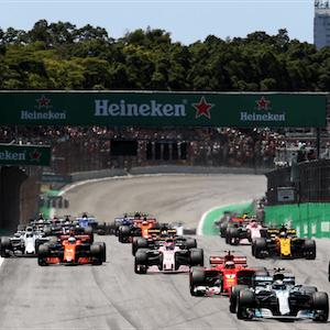 Carreras F1 de São Paulo