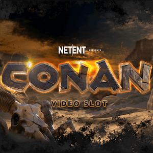 Nueva tragaperras de Conan de NetEnt