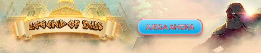Legend of Zeus Header Banner