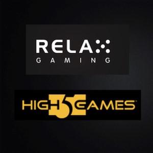 High 5 rubrica un acuerdo con Relax Gaming
