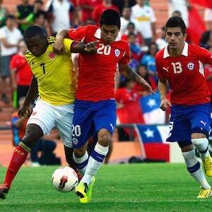 Campeonato de Fútbol Sub-20 en acción