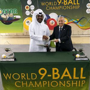 Campeonato mundial de bola nueve de la WPA