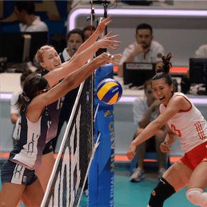 Campeonato Femenino Vóleibol