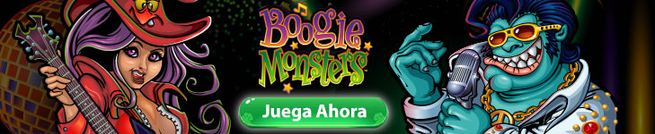 Boogie Monsters Banner