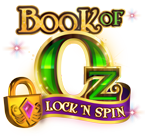 Book of Oz Lock n Spin Logo