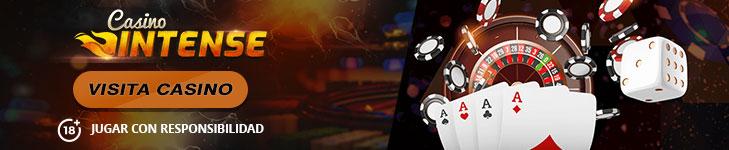 Casino Intense Banner
