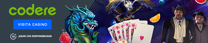 Codere Casino Banner