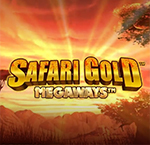 Safari Gold Megaways Logo