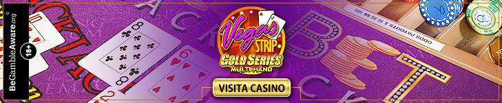 Vegas Strip Blackjack Gold