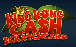 King Kong cash Scratchcard