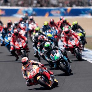 Gran Premio de Motos en la Comunidad Valenciana